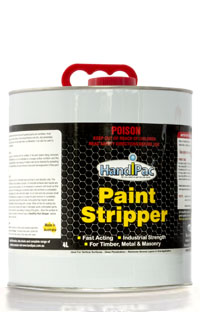 Handipac Paint Stripper 4L